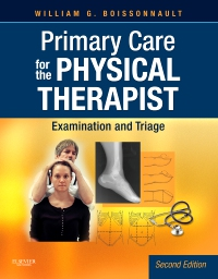 cover image - Primary Care for the Physical Therapist,2nd Edition