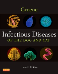 cover image - Infectious Diseases of the Dog and Cat,4th Edition