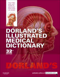 cover image - Dorland's Illustrated Medical Dictionary,32nd Edition