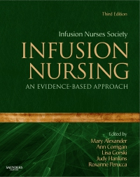 cover image - Infusion Nursing,3rd Edition