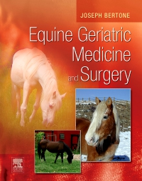 cover image - Equine Geriatric Medicine and Surgery - Elsevier eBook on VitalSource