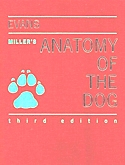cover image - Miller's Anatomy of the Dog - Elsevier eBook on VitalSource,3rd Edition