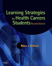 cover image - Learning Strategies for Health Careers Students (Revised Reprint) - Elsevier eBook on VitalSource