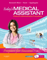 cover image - Today's Medical Assistant - Elsevier eBook on VitalSource