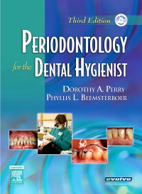 cover image - Periodontology for the Dental Hygienist - Elsevier eBook on VitalSource,3rd Edition