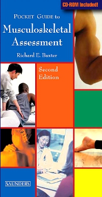 cover image - Pocket Guide to Musculoskeletal Assessment - Elsevier eBook on VitalSource,2nd Edition