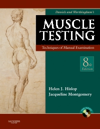 cover image - Daniels and Worthingham's Muscle Testing - Elsevier eBook on VitalSource,8th Edition