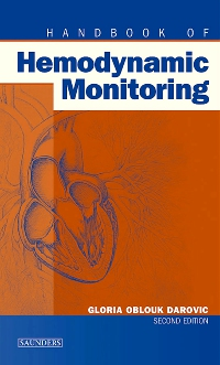cover image - Handbook of Hemodynamic Monitoring - Elsevier eBook on VitalSource,2nd Edition