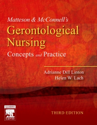 cover image - Matteson & McConnell's Gerontological Nursing - Elsevier eBook on VitalSource,3rd Edition
