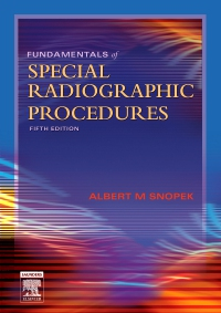 cover image - Fundamentals of Special Radiographic Procedures - Elsevier eBook on VitalSource,5th Edition