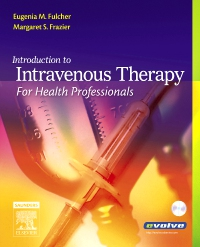 cover image - Introduction to Intravenous Therapy for Health Professionals - Elsevier eBook on VitalSource