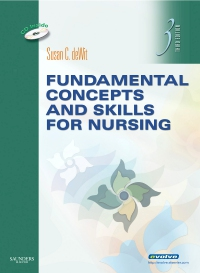 cover image - Fundamental Concepts and Skills for Nursing - Elsevier eBook on VitalSource,3rd Edition