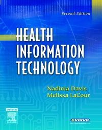 cover image - Health Information Technology - Elsevier eBook on VitalSource,2nd Edition
