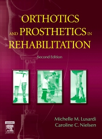 cover image - Orthotics and Prosthetics in Rehabilitation - Elsevier eBook on VitalSource,2nd Edition