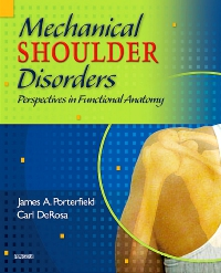 cover image - Mechanical Shoulder Disorders - Elsevier eBook on VitalSource