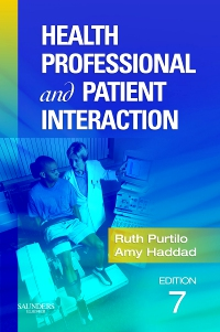 cover image - Health Professional and Patient Interaction - Elsevier eBook on VitalSource,7th Edition