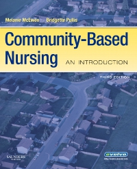 cover image - Community-Based Nursing - Elsevier eBook on VitalSource,3rd Edition