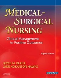 cover image - Medical-Surgical Nursing - Elsevier eBook on VitalSource,8th Edition