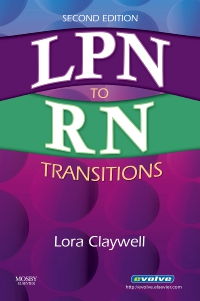 cover image - LPN to RN Transitions - Elsevier eBook on VitalSource,2nd Edition