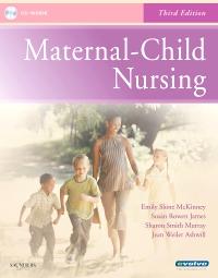 cover image - Maternal-Child Nursing - Elsevier eBook on VitalSource,3rd Edition