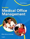 cover image - Evolve Resources for Saunders Medical Office Management,3rd Edition