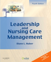 cover image - Leadership and Nursing Care Management - Elsevier eBook on VitalSource,4th Edition