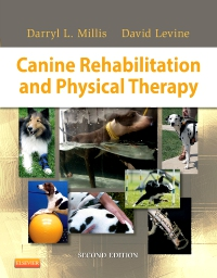 cover image - Canine Rehabilitation and Physical Therapy,2nd Edition