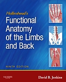 cover image - Evolve Resources for Hollinshead's Functional Anatomy of the Limbs and Back,9th Edition