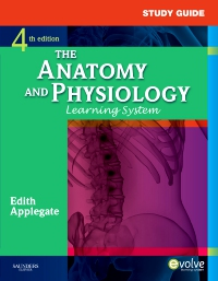 cover image - Study Guide for The Anatomy and Physiology Learning System,4th Edition