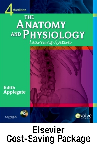 cover image - The Anatomy and Physiology Learning System - Text and Study Guide Package,4th Edition