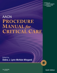 cover image - AACN Procedure Manual for Critical Care - Elsevier eBook on VitalSource,6th Edition