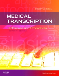 cover image - Medical Transcription,7th Edition
