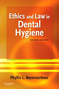 cover image - Ethics and Law in Dental Hygiene - Elsevier eBook on VitalSource,2nd Edition