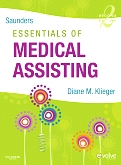 cover image - Evolve Resources for Saunders Essentials of Medical Assisting,2nd Edition