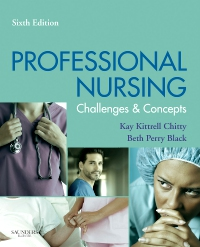 cover image - Professional Nursing - Elsevier eBook on VitalSource,6th Edition