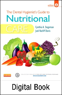 cover image - The Dental Hygienist's Guide to Nutritional Care - Elsevier eBook on VitalSource,3rd Edition