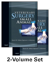 cover image - Veterinary Surgery - Elsevier eBook on VitalSource