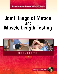 cover image - Joint Range of Motion and Muscle Length Testing - Elsevier eBook on VitalSource,2nd Edition