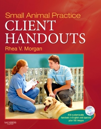 cover image - Small Animal Practice Client Handouts
