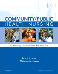 cover image - Community/Public Health Nursing - Elsevier eBook on VitalSource,5th Edition