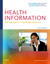 cover image - Health Information - Elsevier eBook on VitalSource,4th Edition