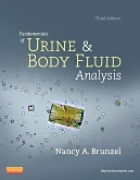 cover image - Evolve Resources for Fundamentals of Urine and Body Fluid Analysis,3rd Edition