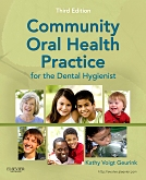 cover image - Evolve Resources for Community Oral Health Practice for the Dental Hygienist,3rd Edition