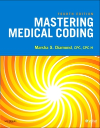 cover image - Mastering Medical Coding - Elsevier eBook on VitalSource,4th Edition