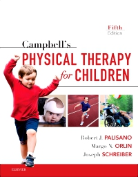 cover image - Physical Therapy for Children - Elsevier eBook on VitalSource,4th Edition