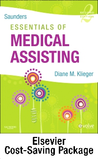 cover image - Saunders Essentials of Medical Assisting - Text, Workbook, and Virtual Medical Office Package,2nd Edition