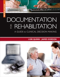 cover image - Documentation for Rehabilitation - Elsevier eBook on VitalSource,2nd Edition