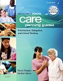 cover image - Evolve Resources for Ulrich & Canale's Nursing Care Planning Guides,7th Edition