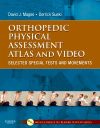 cover image - Orthopedic Physical Assessment Atlas and Video