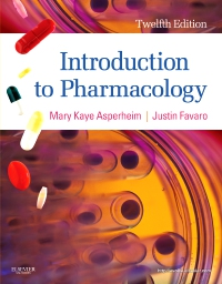 cover image - Introduction to Pharmacology,12th Edition